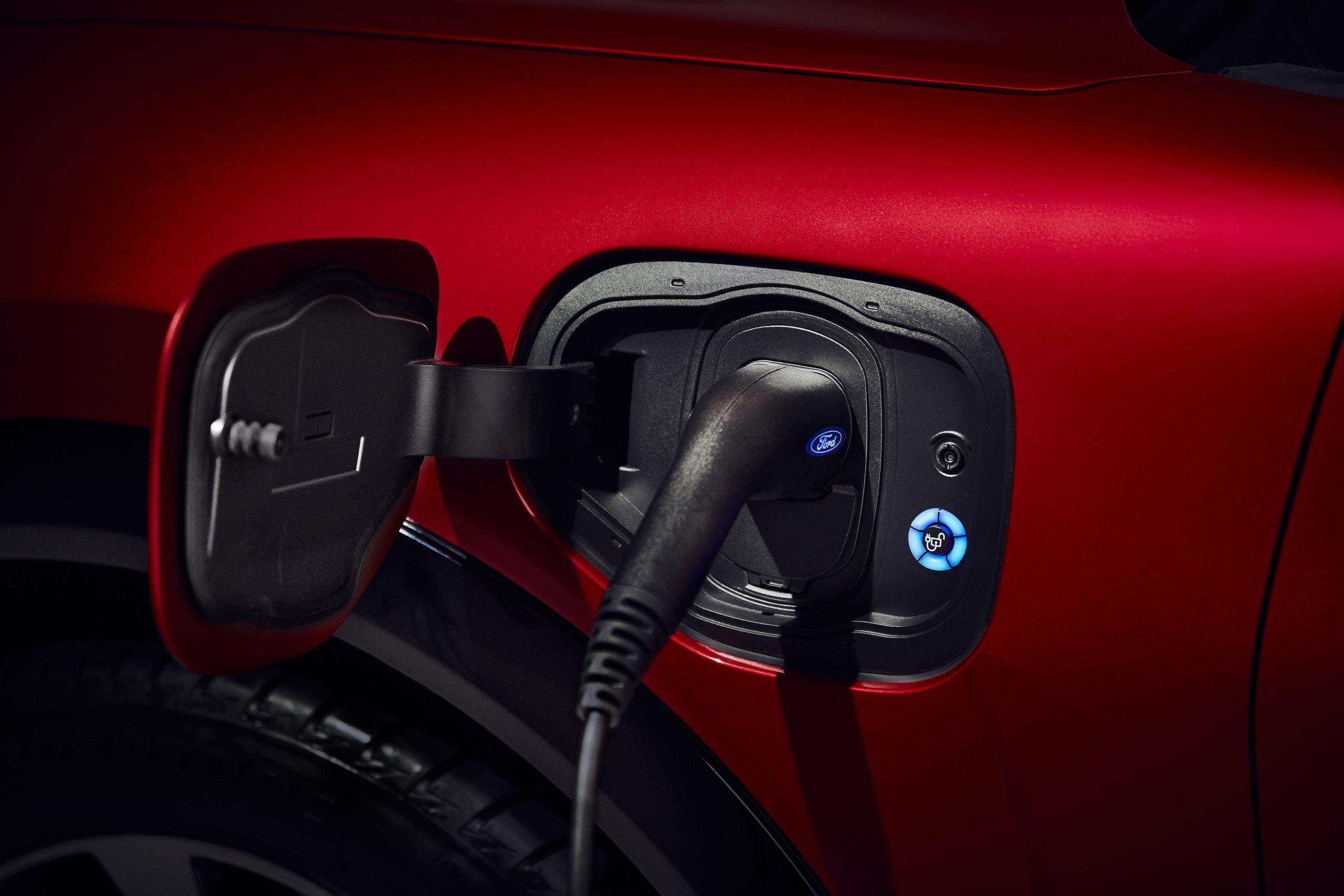 Ford Mustang Mach E launching 2021