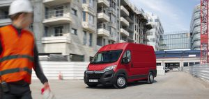 Citroën all-electric vans go on sale
