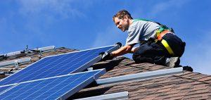 Installing Solar PV panels